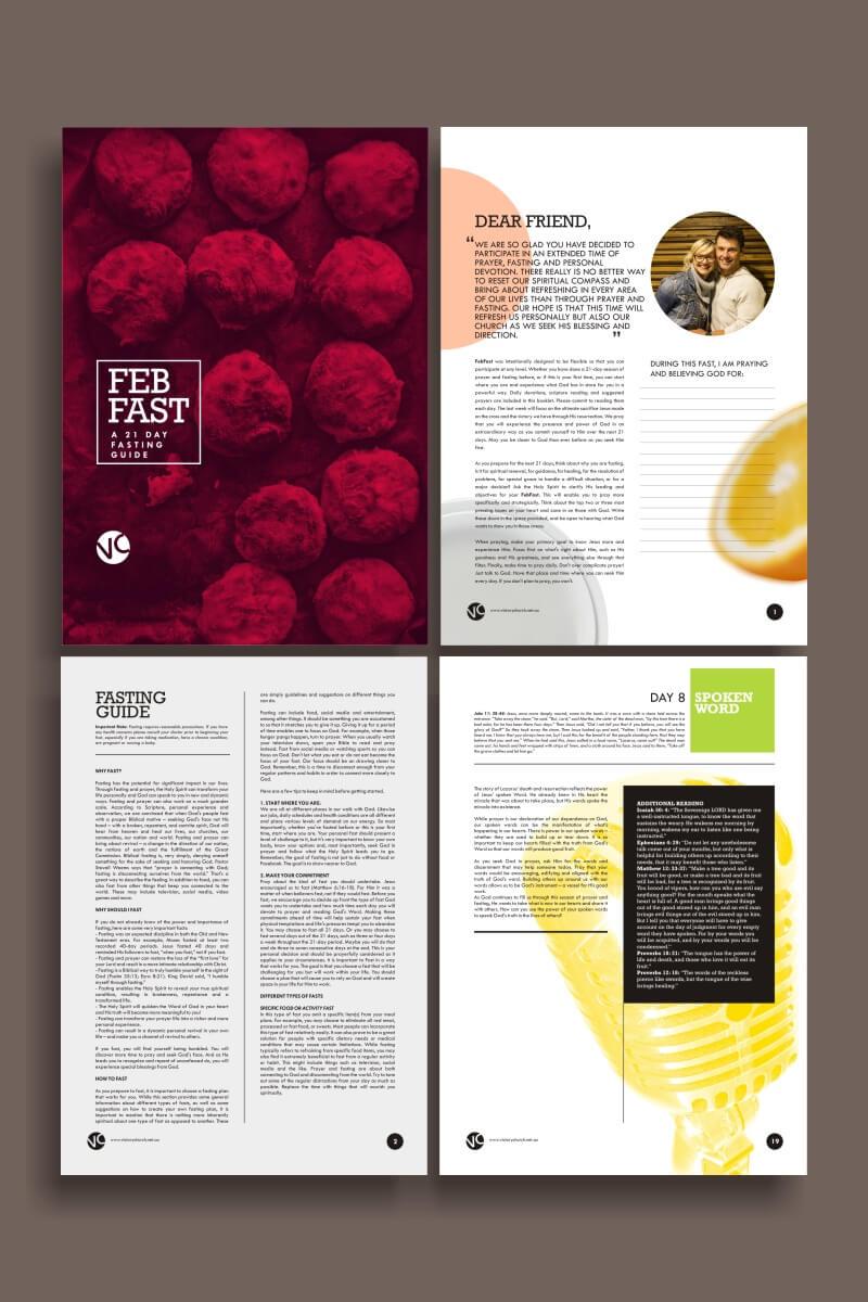 Single-Fold Brochure design in Lahore