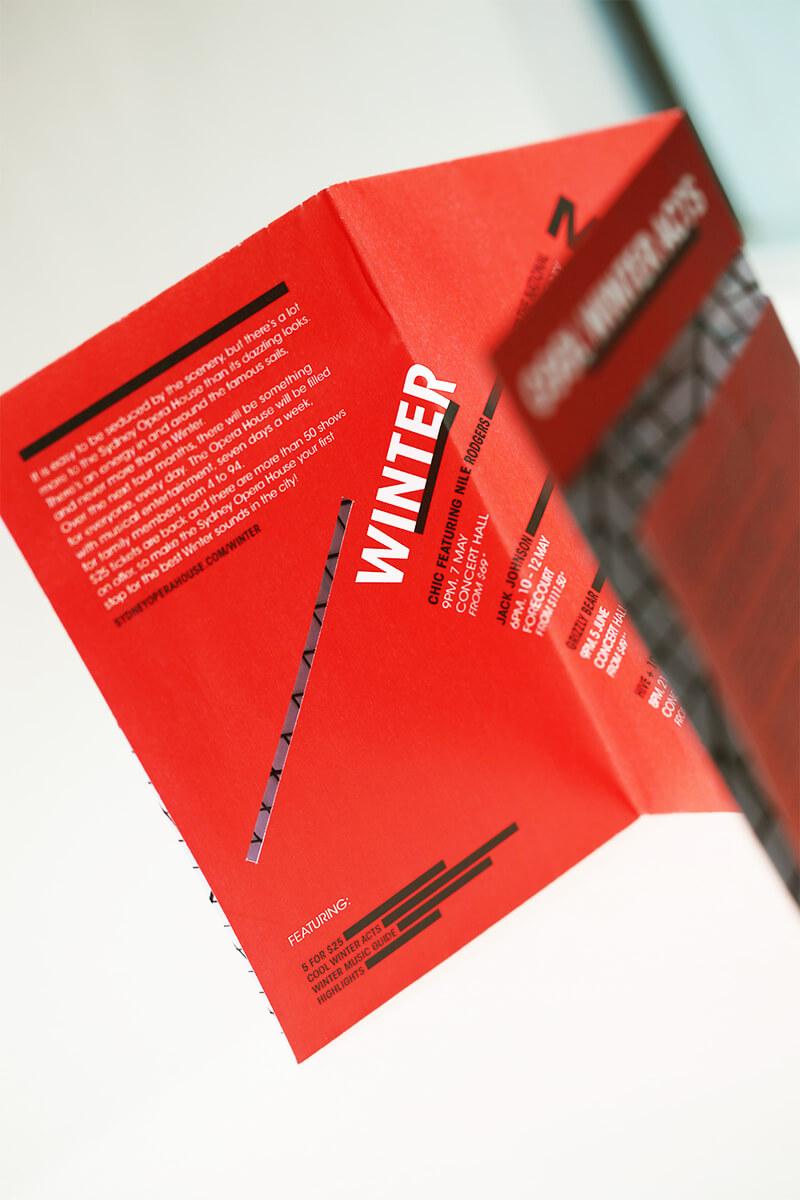 Tri-Fold Brochure design in Lahore