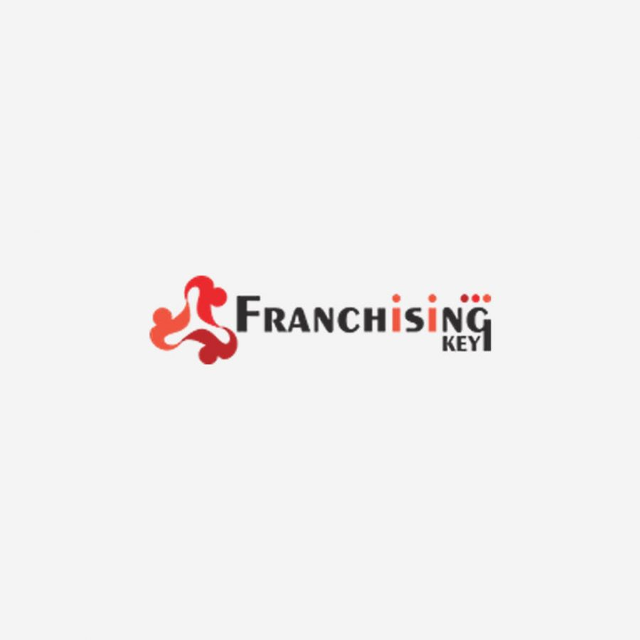 franchising-key-logo-design